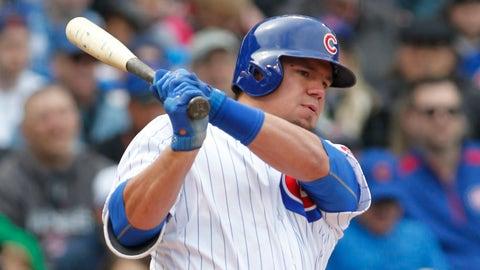 Kyle Schwarber, LF, Cubs