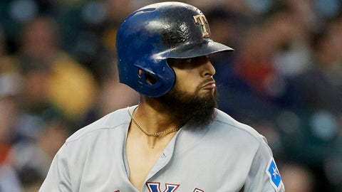 Rougned Odor, 2B, Rangers