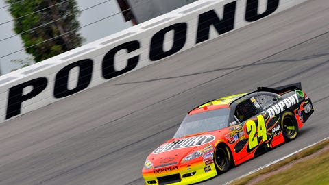 2011, Jeff Gordon