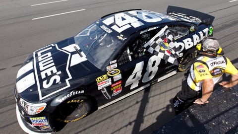 2013, Jimmie Johnson