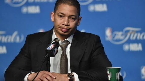 Tyronn Lue cost the Cavaliers Game 3 (and the series)