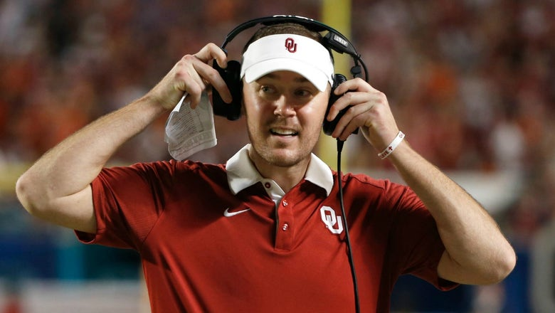 Sooners without Stoops still preseason pick to win Big 12