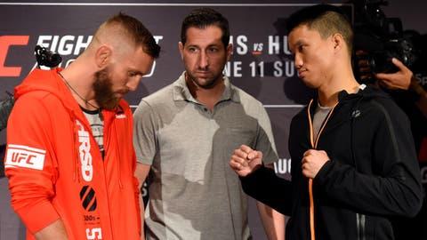 Tim Elliott vs. Ben Nguyen