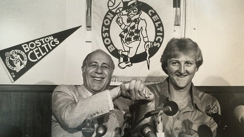 1978: The Boston Celtics take a chance on a Hick from French Lick