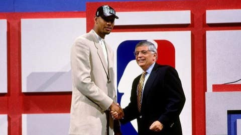 1997: Tim Duncan creates the San Antonio Spurs as we know them