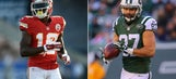 Jeremy Maclin or Eric Decker: Which WR should your team target?