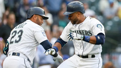 Mariners (30-31): HOLD