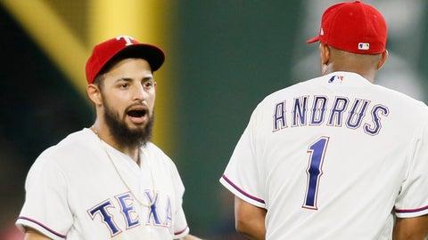 Rangers (27-32): SELL