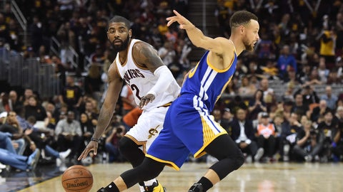 Keep attacking Stephen Curry whenever possible