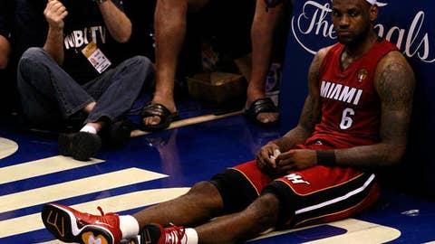 2011: Mavericks beat Heat 4-2