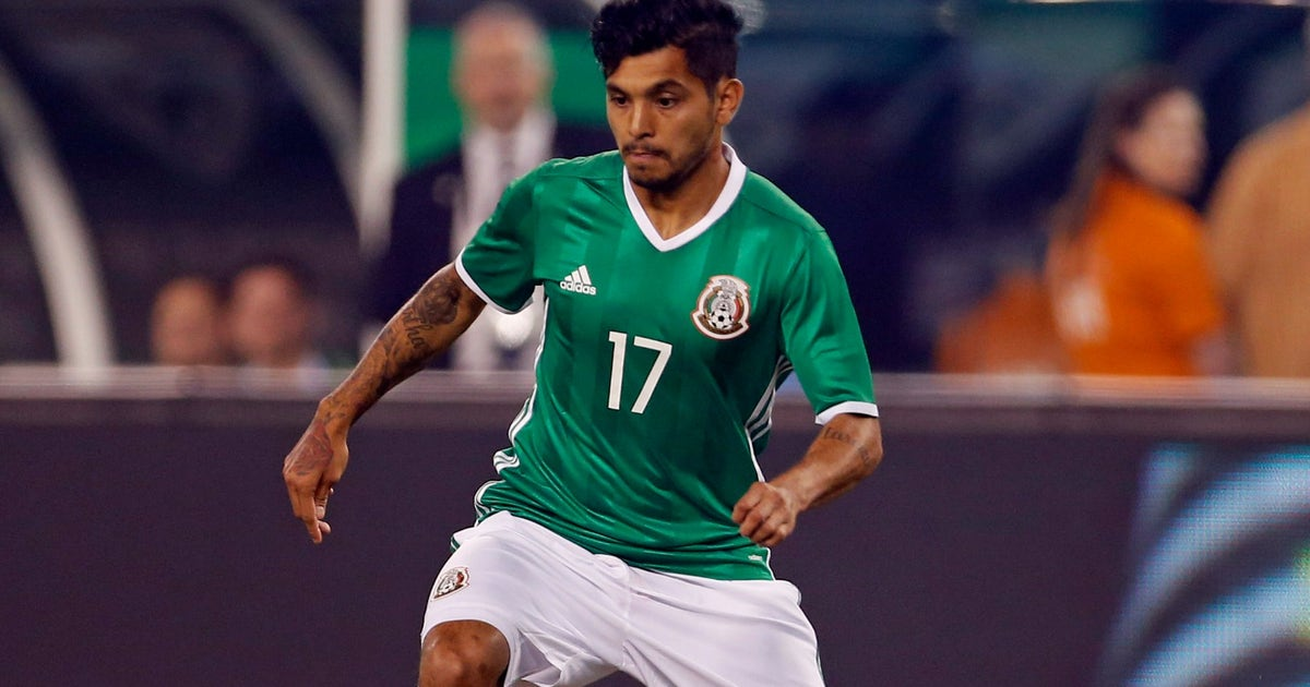 Mexico Winger Jesus Tecatito Corona Ruled Out Vs Usmnt