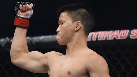 Ben Nguyen vs. Sergio Pettis
