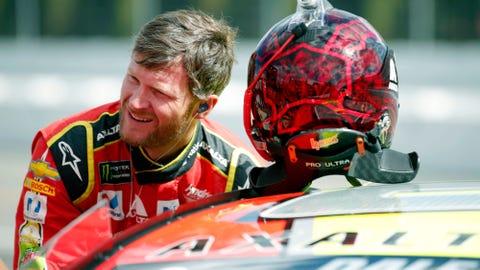 Dale Earnhardt Jr., +2