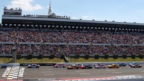 Winner: Pocono Raceway
