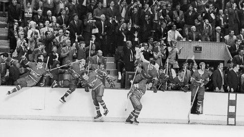 1967-68 Montreal Canadiens (12-1)