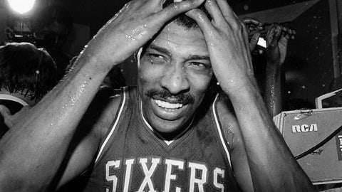 1980-81, Julius Erving