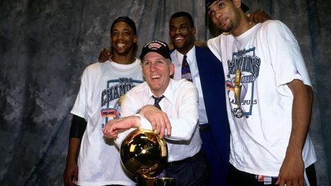 1998-99 San Antonio Spurs (15-2)