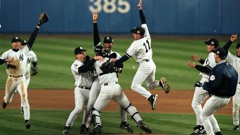 1999 New York Yankees (11-1)