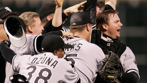2005 Chicago White Sox (11-1)