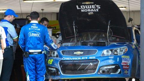 Loser: Hendrick Motorsports