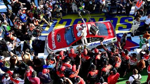 Winner: Ford Motor Co.
