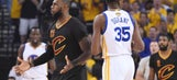 3 things you missed from the Warriors' Game 5 NBA Finals elimination of the Cavaliers