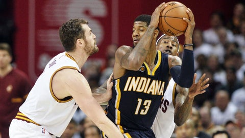 Kevin Love for Paul George