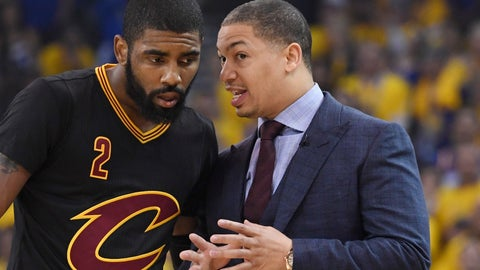 Kyrie Irving really played defense -- it just didn't matter