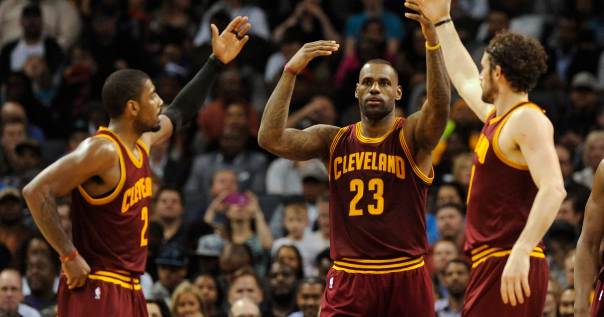 f7742135833 4 trades the Cavaliers could make to try to top the Warriors next season