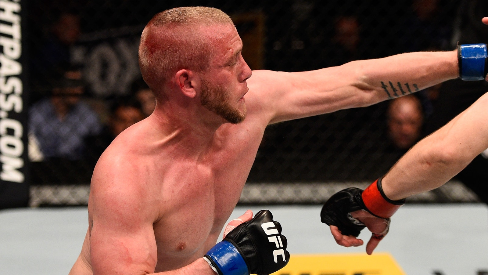 Darrell Horcher details his path back to the UFC after