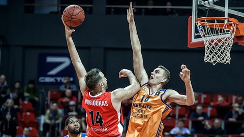 Orlando Magic: Anzejs Pasecniks, C, Gran Carina (international)