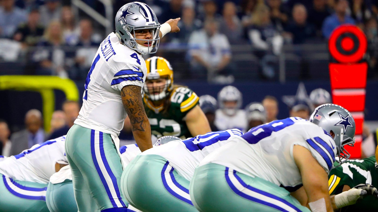 size 40 76e89 c0283 Here's the real reason behind the Dallas Cowboys' mismatched ...