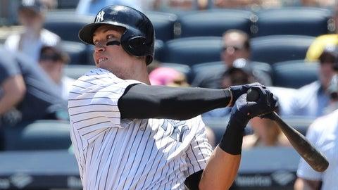 Aaron Judge, RF, Yankees