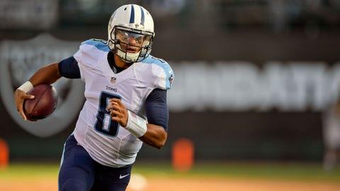Tennessee Titans: Marcus Mariota