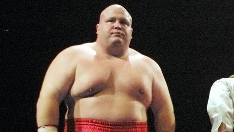 Butterbean vs. Bart Gunn