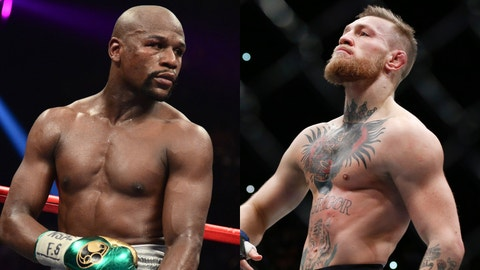 This fight is set up for Floyd