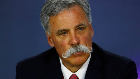 Chase Carey was appointed the new head of F1 at the start of this year. (Photo: Steven Tee/LAT Images)