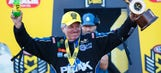 John Force applies lessons learned from his father in life