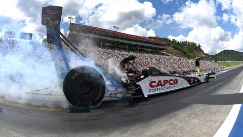 NHRA Thunder Valley Nationals ladders