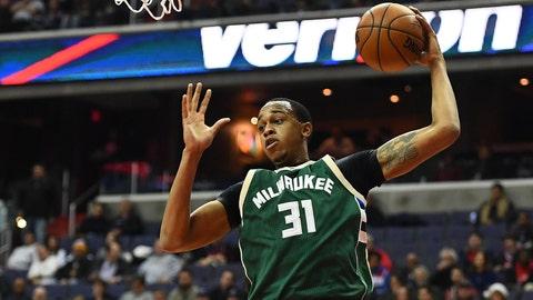 2012 -- Milwaukee Bucks: John Henson (F), UNC