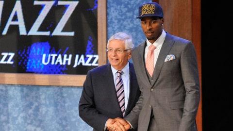 2013 -- Utah Jazz: Shabazz Muhammad (F), UCLA
