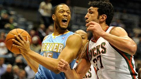 2008 -- Golden State Warriors: Anthony Randolph (F), LSU