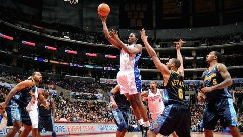 2007 -- Los Angeles Clippers: Al Thornton (F), FSU