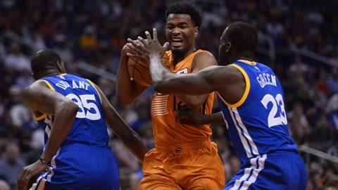 2014 -- Phoenix Suns: T.J. Warren (F), NC State