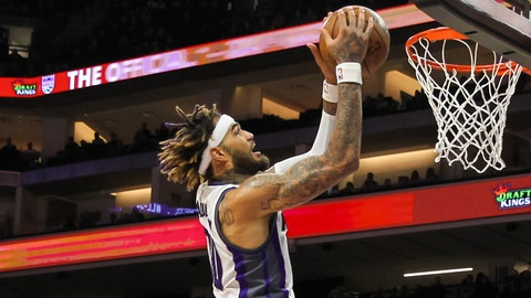 2015 -- Sacramento Kings: Willie Cauley-Stein (C), University of Kentucky