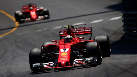 Ferrari's resurgence