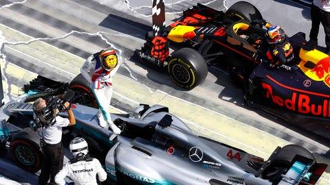 Mercedes vs. Ferrari vs. Red Bull?