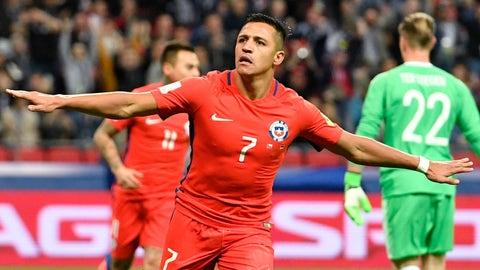 Chile (Group B)