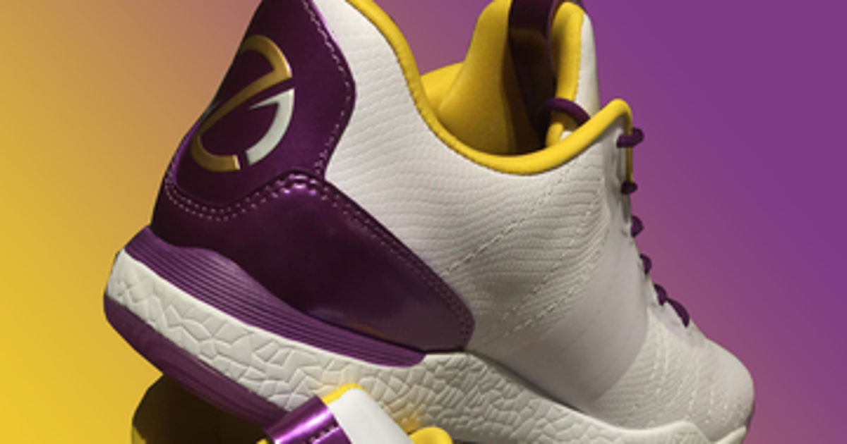 Lonzo Ball Releases New 495 Big Baller Brand Shoe After Being Drafted By Lakers Fox Sports