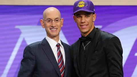 WINNER: The Los Angeles Lakers